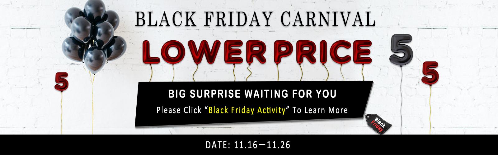 Black Friday Activity